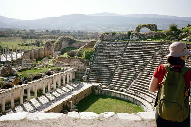 Das Theater in Aphrodisias